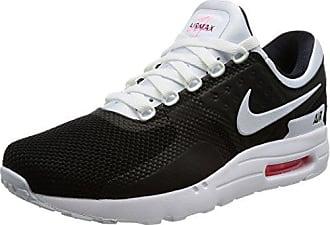 finest selection a0c51 52fcb Nike Air Max Zero Essential, Sneakers Basses Homme, Noir (Black White-Solar