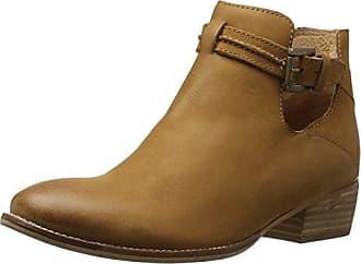 Seychelles Womens Tourmaline Boot, Tan Leather, 6 M US