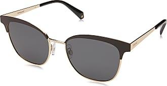 Polaroid Womens PLD 4055/S M9 2O5 54 Sunglasses, Black/Grey Grey