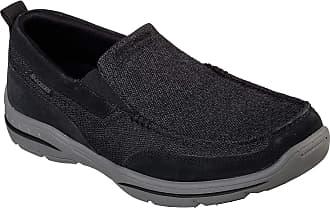 Skechers Mens Harper-Merson Driving Style Loafer