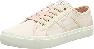 0e490520 GANT Footwear Zoee, Zapatillas para Mujer, (Silver Pink G584), 42 EU