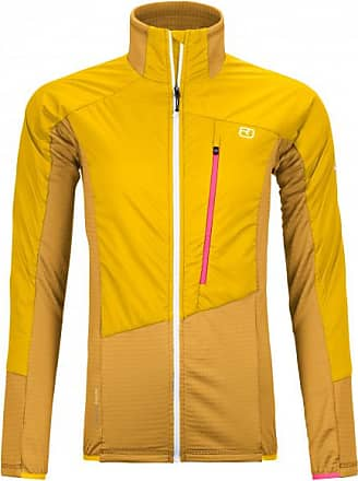 Ortovox Westalpen Swisswool Hybrid Jacket Wolljacke für Damen | orange