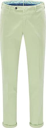 Pantaloni Torino Chino Slim Fit hellgrün bei BRAUN Hamburg