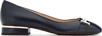 Tod's Sapato de couro - Azul