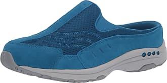 Easy Spirit womens seTTIME90 Traveltime90 Blue Size: 7.5 X-Wide