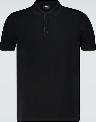 Fendi Polo shirt with FF placket