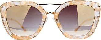 Ana Hickmann Óculos de Sol Ana Hickmann Ah3174 G23/54 Dourado
