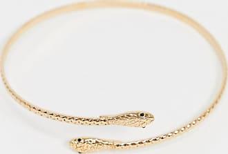 Aldo Aldo wrap around gold cuff bracelet