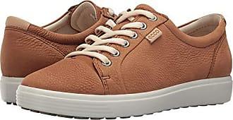 Ecco Womens Womens Soft 7 Sneaker Fashion, Cashmere, 42 EU / 11-11.5 US
