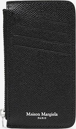 Maison Margiela Grainy Leather Cardholder