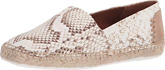 Franco Sarto Womens Kenna Loafer Flat, Natural, 7.5 Wide