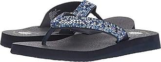 Yellow Box Soriano (Blue) Womens Sandals