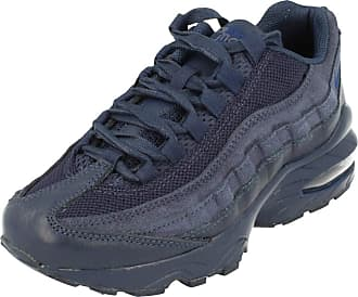 Nike Air Max 95 AMD BG Running Trainers AO5436 Sneakers Shoes (UK 4.5 us 5Y EU 37.5, Midnight Navy 400)