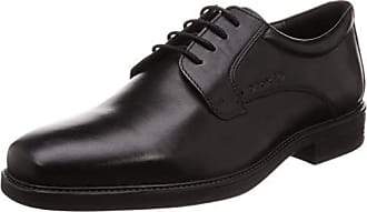 4ffaa63868 Geox Mens Brandolf Lace-Up Leather Dress Shoes