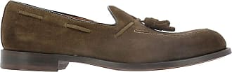 Doucal's Giorgio Loafers, 43.5 Brown