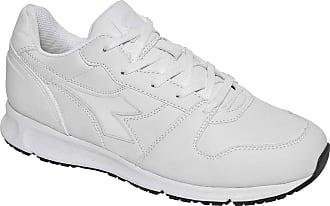 Diadora Crew Micro Work Shoes OB SRC White Size: 12.5 UK