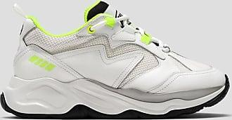 Msgm attack sneakers color white