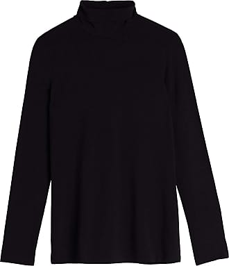 intimissimi Womens Long-Sleeve High-Neck Micromodal Top