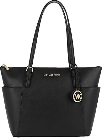 Michael Kors Tote - Jet Set Item EW TZ Tote Black - black - Tote for ladies