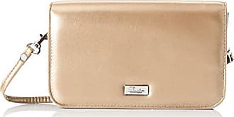 Buxton Womens Crossbody Mini-Bag, Taupe, One Size