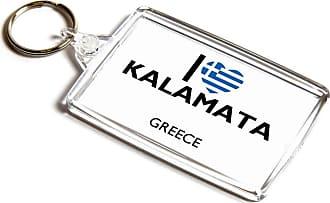 ILoveGifts KEYRING - I Love Kalamata - Greece