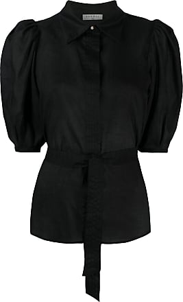 Sandro slim fit blouse - Black