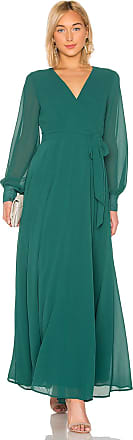 Yumi Kim Giselle Maxi Dress in Green