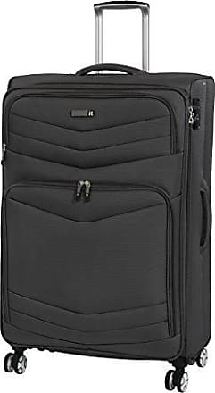 IT Luggage Intrepid 31.7 8 Wheel Spinner, Dark Gull Grey