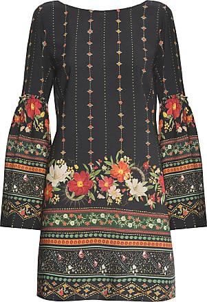 Dress To Vestido Estampa Eva - Preto
