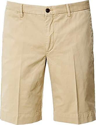 9613ef100 Hackett Hackett Core Kensington Shorts, Pantalones Cortos para Hombre,  Marrón (Safari 734)