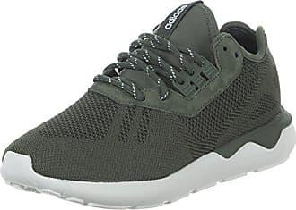 the best attitude c65d8 abf4e adidas Tubular Runner Weave, Herren Sneaker, Grün - Grün - Olivgrün - Größe