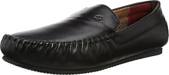 Padders Mens Marino Loafers, Black (Black), 12 UK 46 EU
