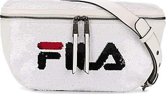 Fila Gürteltasche mit Pailletten - Weiß