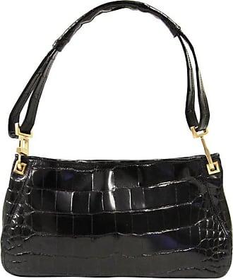 8bea1846db 1stdibs 2000s Bottega Veneta Black Crocodile Leather Bag