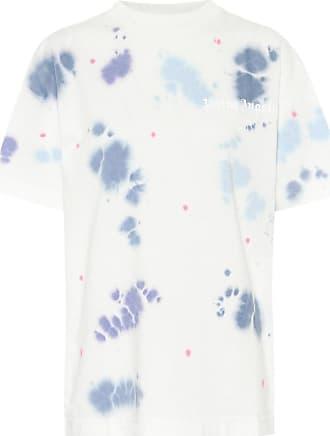 Palm Angels Tie-dye cotton T-shirt