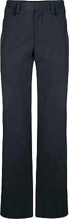 Kolor long wide leg tailored trousers - Blue