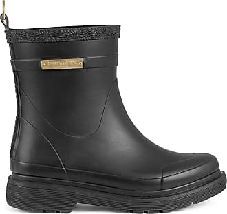 Ilse Jacobsen Ilse Jacobsen Rub320 Short Rubberboots Black 6 UK