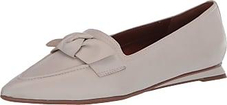 Franco Sarto Womens Raya Loafer Flat, Putty, 5.5 UK