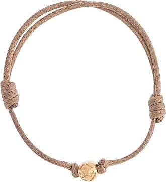 Nialaya braided bracelet - Brown