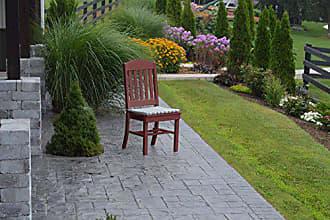 A & L Furniture A & L Furniture 4100-CW Cherrywood Classic Dining Chair, Cherrywood