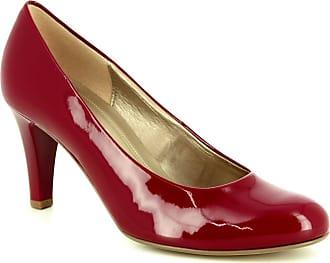 a6841da3f405 Gabor 95.310.75 Cranberry Red Patent Womens High-heeled Shoes