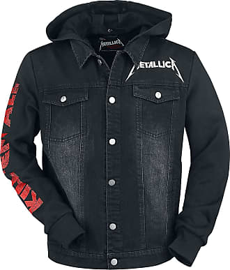 64848750 Metallica EMP Signature Collection - Jakker - Dongerijakke - mørkegrå-svart