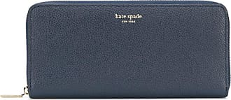 Kate Spade New York Carteira com logo - Azul