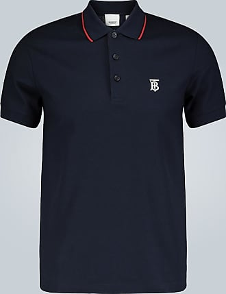 Burberry Walton cotton polo shirt
