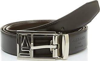 0d07cf20a0c11f Azzaro Herren Gürtel Z1321436 Mehrfarbig (noir/marron) FR: 110 cm  (Hersteller