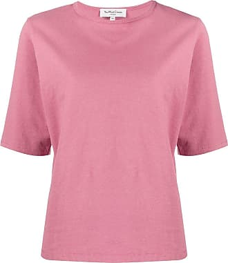 Ymc You Must Create crew neck cotton T-shirt - PINK