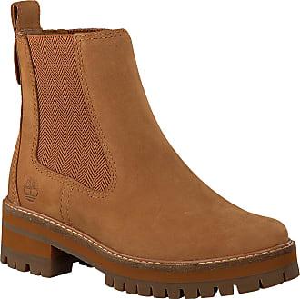 08bef0e14b Timberland Cognacfarbene Timberland Chelsea Boots Courmayeur Valley Ch