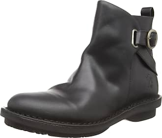 FLY London Womens FICO968FLY Ankle Boots, Black (Black 000), 5 UK (38 EU)