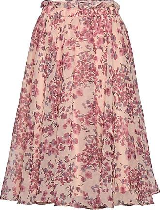 wrap sarong knälång kjol vit hope