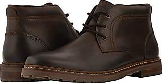 Florsheim Mens Estabrook Chukka Boot Brown Crazy Horse 9.5 D US